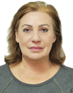 Мельникова Марина Николаевна